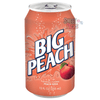 Big Peach Soda Can 12oz (355ml)