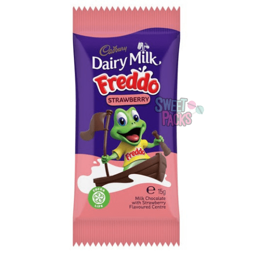 Sweet Packs Cadbury Freddo - Strawberry 0.53 (15g)