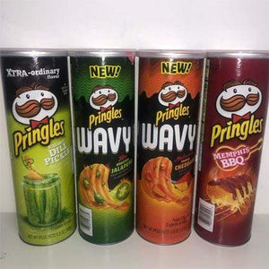 Sweet Packs Pringles Mystery Sweet Pack PringlesMystery