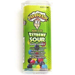 Sweet Packs Warheads Extreme Sour Hard Candy Mini's 2oz (49g) WarheadsSourHardCandyMini's