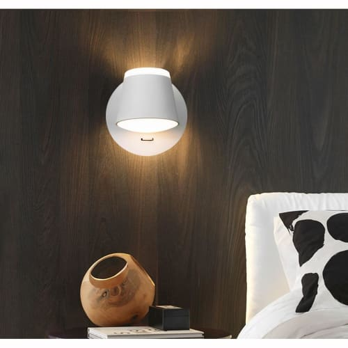 Applique murale flexible LED - maison voisine