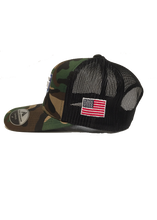 Load image into Gallery viewer, AG Trucker Mesh Camo