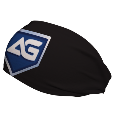 Always Grind: Cooling Headband Black