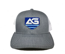 Load image into Gallery viewer, AG Crest Trucker Mesh Hat