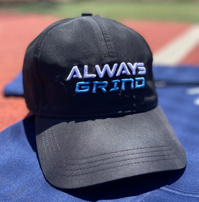 Always Grind: Elite Runner's Hat