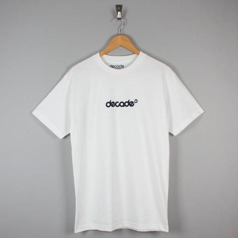 Decade Logo T-Shirt White