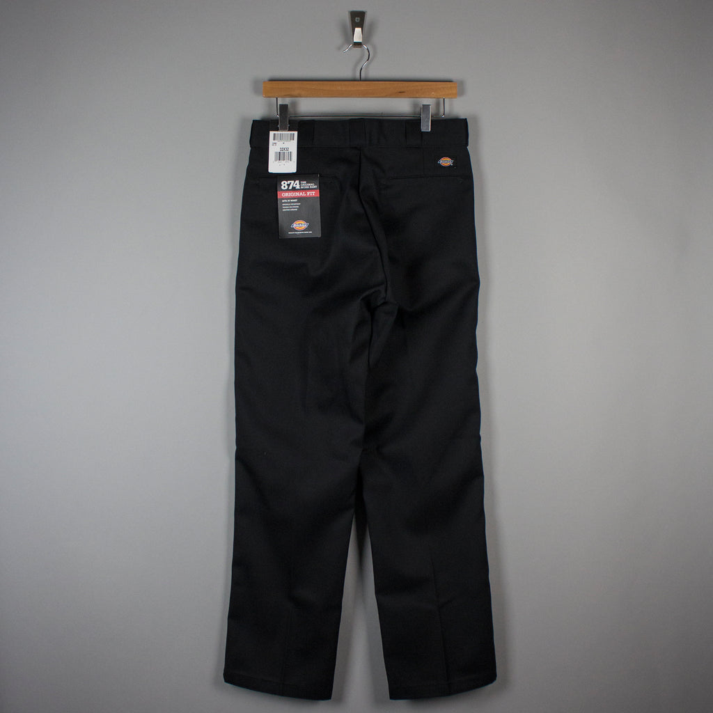 Dickies 874 Original Work Trousers Black