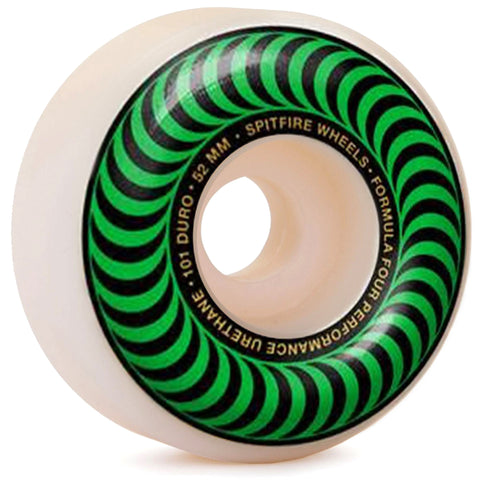 Spitfire Formula Four Classic 52mm 101A Wheels