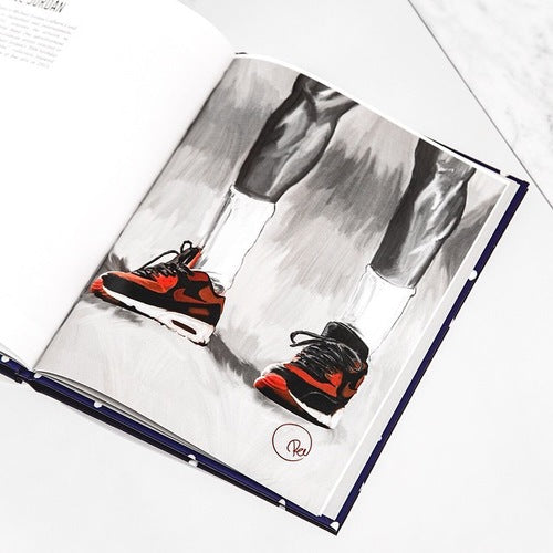 WE WERE THERE - AIRMAX 90 BOOK