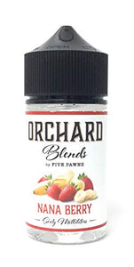 ORCHARD Blends by FIVE PAWNS 電子タバコリキッド60ml NANA BERRY