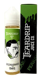 TEARDRIP JUICE CO 電子タバコリキッド60ml PEARAMEL