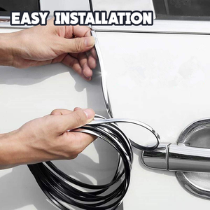 Car Door Seal Strips Sticker