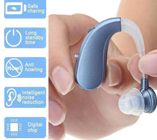 Load image into Gallery viewer, Rechargeable VHP202 Hearing Aid