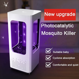 LED USB Mosquito Killer Lamp