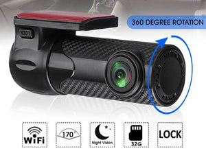 360 Degree Car Dash Camera Recorder