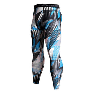 Men's Running Compression Pants