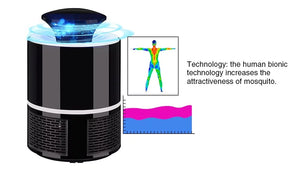 LED Electric Mosquito Killer Lamp