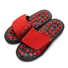 Load image into Gallery viewer, Acupressure Foot Reflexology Massage Slippers