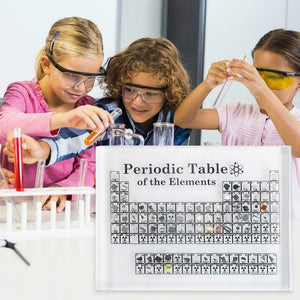 3D Interactive Periodic Table