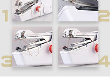 Load image into Gallery viewer, Portable Mini Hand Sewing Machine