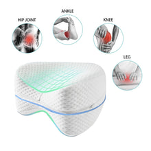 Load image into Gallery viewer, Orthopedic Memory Foam Leg Pillow