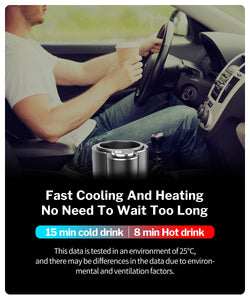 Heating Cooling Cup Holder