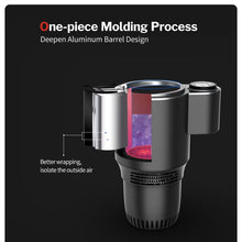 Load image into Gallery viewer, Heating Cooling Cup Holder