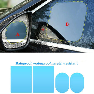 Anti-Fog Car Mirror