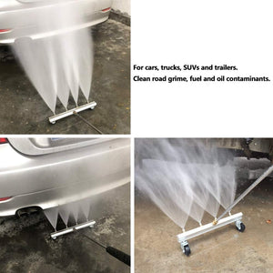 Automobile Chassis & Road Cleaning Nozzle