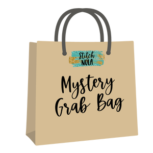 Personalized Printed Mystery Grab Bag DTG Printed Garments