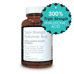Triple Strength Hyaluronic Acid - 300mg x 180 tablets