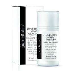 250% Strength Retinol Cream (2.5%)  50ml / 1.7 fl oz