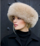 Alpaca Fur Luxury Hat
