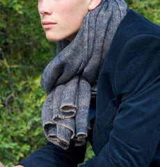 Himalayan Cashmere Scarves for Men