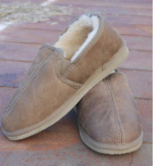 Sheepskin Slippers for Men
