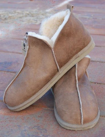 Anton Sheepskin Slippers