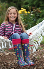 Wellington Boot Socks For Children