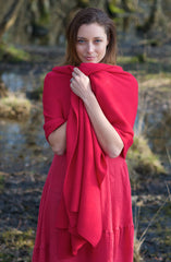 Cashmere Reversible Travelwrap