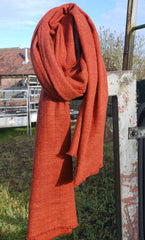 Rugged Cashmere Shawl