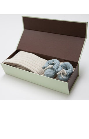 Bed Sock Set For Mum & Baby