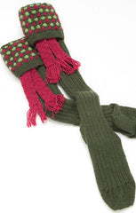 Hand Knitted Shooting Hose