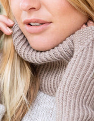 Cashmere Hand Knitted Snood