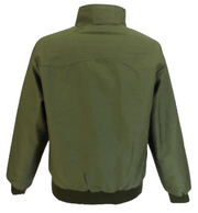 Ladies Classic Olive Green Harrington Jackets