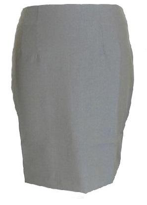 Relco Ladies Retro Mod Green & Gold Tonic Pencil Skirt
