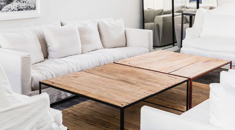 Cocktail Square Coffee Table