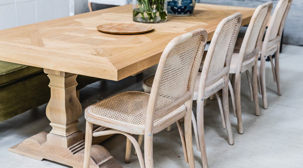 Sari Cane Dining Chair