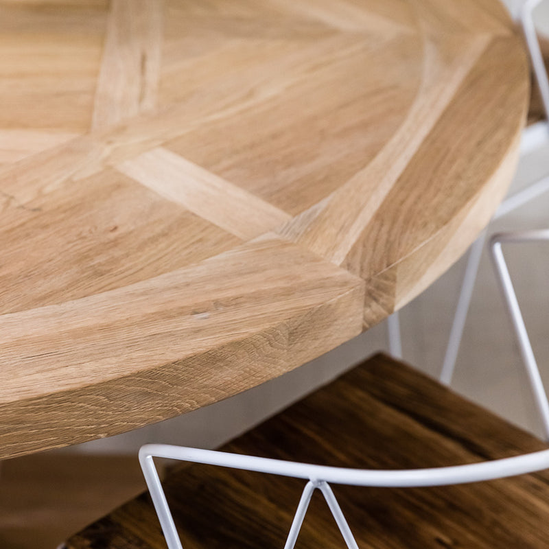 Florence Circular Dining Table