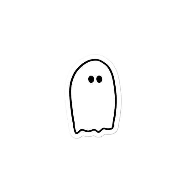 Halloween Ghostie Sticker