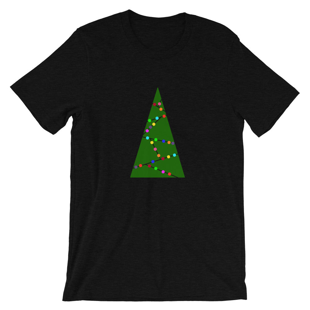 Minimalist Graphic Tree | Short-Sleeve Unisex T-Shirt