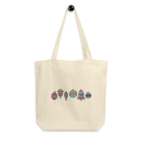 Festive Ornaments | Tote Bag